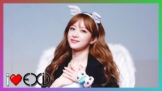 [EXID] Hani Being Her Oppa and Dorky Self