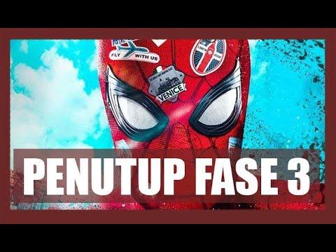 Spider-Man: Far From Home Jadi Penutup Fase 3