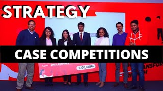 How to Win IIM Case Study Competition: Case Study Competition Winner Slides