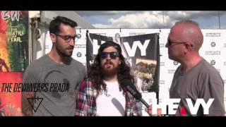 We have a bunch of rad interviews from Download Festival up on
