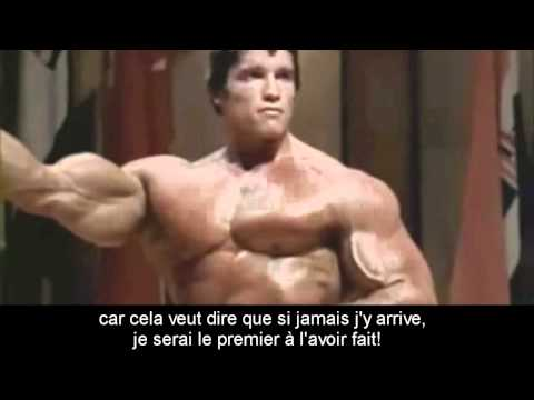 Les six règles du succès selon Arnold Schwarzenegger