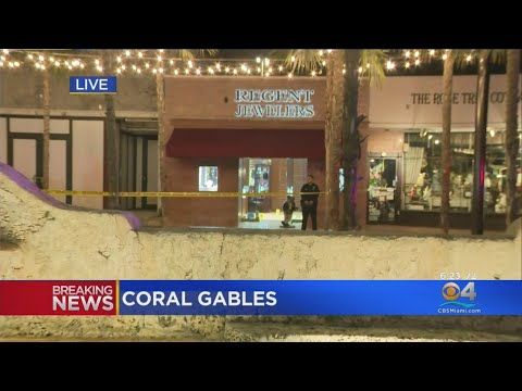 2 Suspects Dead, Condition Of UPS Hostage Unknown Following Coral Armed Robbery Turned Shootout In M