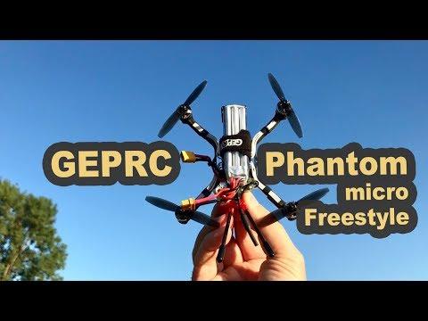 GEPRC Phantom Toothpick best nano Freestyle