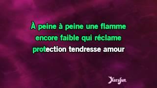 Karaoké Les trois cloches (Version courte) - Tina Arena *