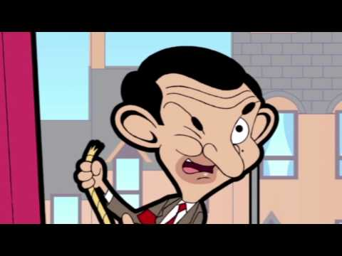Mr Bean – Badger Thieves