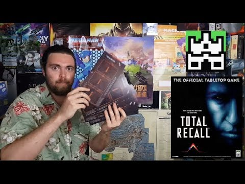 Total Recall - The Board Game