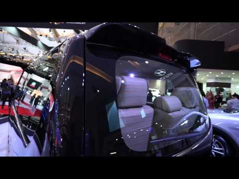 Hyundai New H-1 Launch IIMS 2016 | CarBay.co.id
