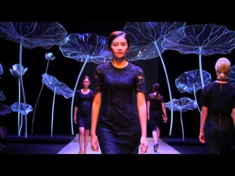 LUALA ATELIER Showcase Vietnam International Fashion Week 2016