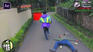 After Effects Tutorial - GTA Real Life VFX [INDONESIA]