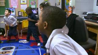 Chicago Takes Early Aim at 'Achievement Gap' in Schools