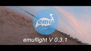 Emuflight 0.3.1 for SECRET_TARGET | Dynamic rates | FPV DRONE Bollywood style | Freestyle