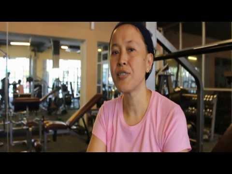 Pelatihan simulator untuk menurunkan berat badan bagi perempuan untuk pelajaran pemula video yang
