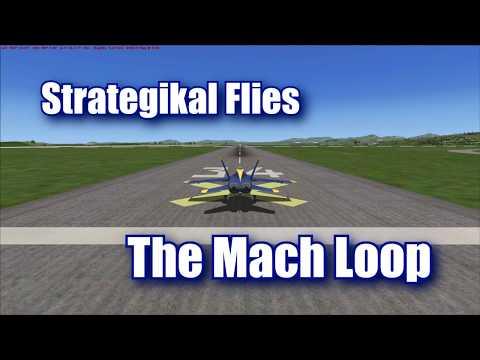Steam Community :: Video :: Flying The Mach Loop in FSX