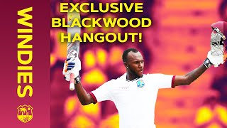 Fishing with Dre Russ! | Maroon Hangout With Jermaine Blackwood | Windies