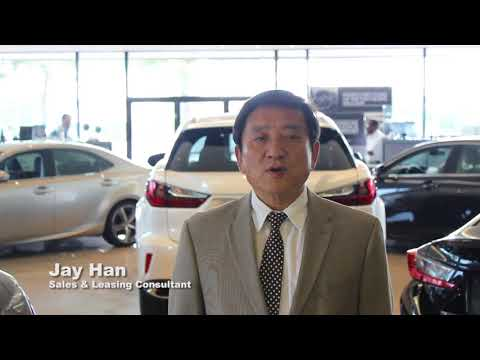 Sales Consultant Jay Han