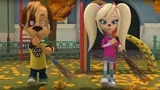 Барбоскины | Осень 🍁 Сборник мультфильмов для детей