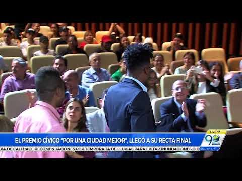 Egresados del ICBF se alzaron con el premio cívico 'Por una Ciudad Mejor'