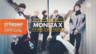 [Preview] 몬스타엑스 (MONSTA X) - THE CLAN PART.2 GUILTY
