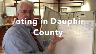Don't know how to vote? Elections officials show you how