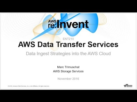 AWS Cloud Migration Services – Certification | Jayendra's Blog