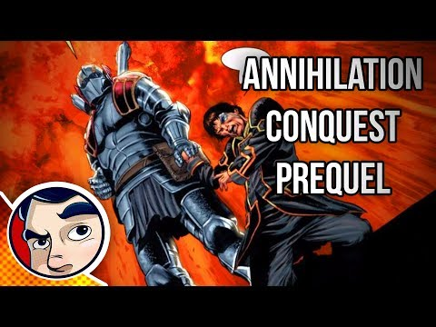 "Annihilation Conquest Prologue ""End of the Universe Again"" – Complete Story"