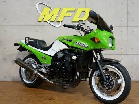GPZ900R ニンジャ/カワサキ 900cc 埼玉県 モトフィールドドッカーズ埼玉戸田店(MFD埼玉戸田店)