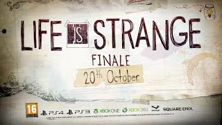 Life is Strange Finale - Storm Hits In 2 Days - All Teasers (Русские субтитры)
