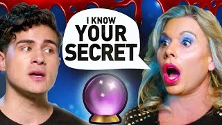 I spent a day with PSYCHICS (Secrets Exposed)