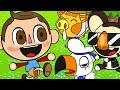 Animal Crossing New Horizons Animation zackscottgames A
