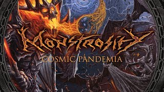 """Monstrosity """"Cosmic Pandemia"""" (OFFICIAL)"""