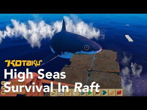 Raft Is Like Minecraft On The High Seas