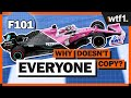 Why Don't Slower F1 Teams Copy The Fastest Car?