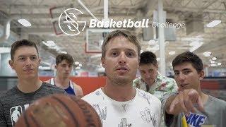GOOGAN Basketball CHALLENGE!