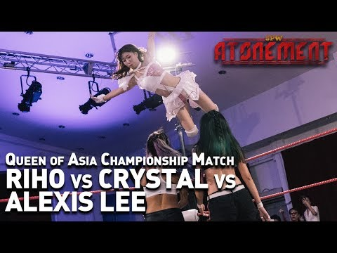 SPW Atonement Queen of Asia Championship