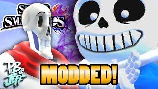 Sans Smash Bros Mod - Free video search site - Findclip Net