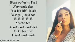 Eva [feat. Lartiste] ~ On Fleek ~ Lyrics