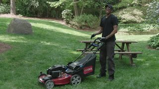 Great Reviews on the NEW PoweReverse Recycler Lawn Mower