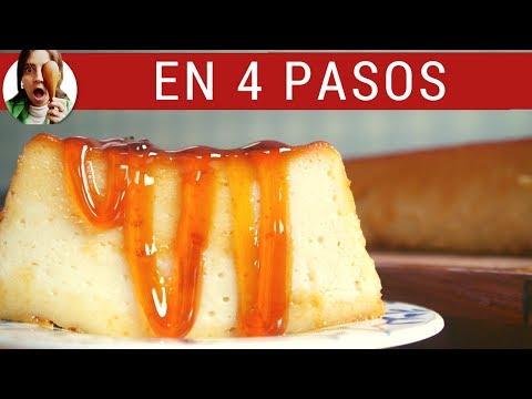 CÓMO HACER BUDÍN DE PAN: Receta fácil en 4 pasos!