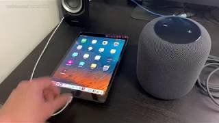 Apple HomePod (Space Grey) - Unboxing & Set-up