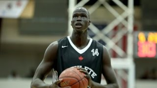 Thon Maker 2016 NBA Draft Scouting Report