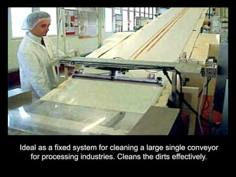 Duplex Conveyor Cleaning System