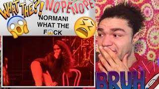 "NORMANI KORDEI (OMFG!!) ""Sexiest Moments"" REACTION !!"