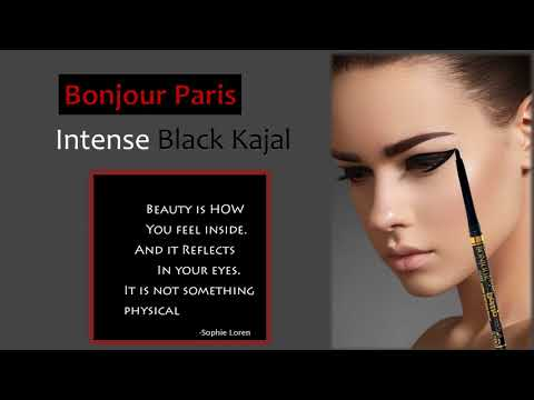 Coat Me Bonjour Paris Eye Bomb Auto Kajal Pencil
