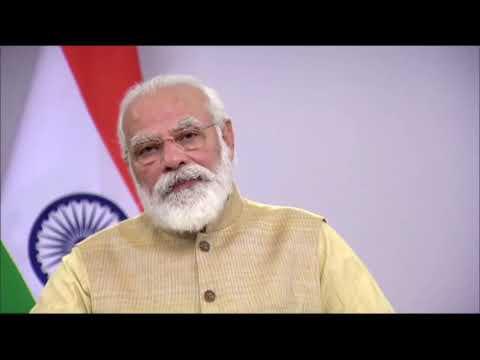 PM Narendra Modi's keynote address at 'India Ideas Summit' of USIBC 2020
