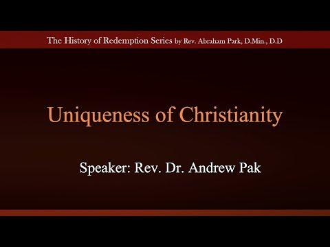 Lineage of Seth Part 2 & Uniqueness of Christianity