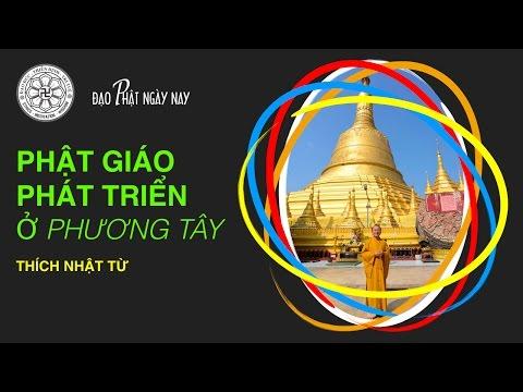 Phật giáo phát triển ở phương Tây (5/6/2013)