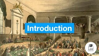 History of English Law - Courts of the Common Law - Introduction & Exchequer