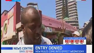 Stakeholders meet to discuss the PSV ban from the CBD