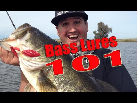 Bass Lures 101