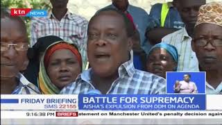 Battle for Supremacy: Raila, Dp Ruto in coast this weekend, Aisha's expulsion taking centre stage